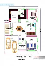 Row House Plans - incredible row house design kerala home design and floor plans