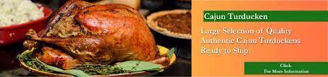thanksgiving dinner gifts cajun food and gifts buy turducken order cafe du monde cajun