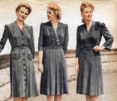 1940s dresses 1940s dresses skirts styles trends