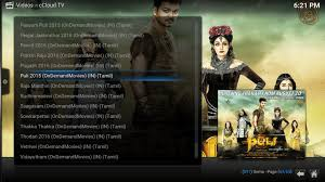 best tamil kodi addons how to watch tamil tv shows and movies on