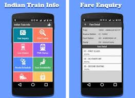 indian railway apk indian railway enquiry apk version 1 15 king