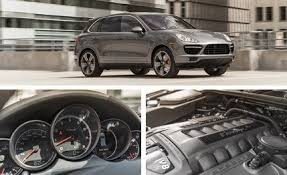 2014 porsche cayenne turbo s price 2014 porsche cayenne turbo s test review car and driver