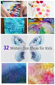 32 easy watercolor painting ideas how wee learn