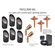Professional Landscape Lighting Diy Well Light Package Led Midwest Lightscapes Outdoor