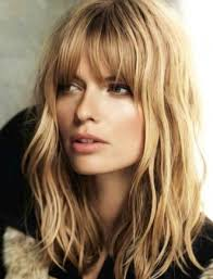 Wispy Medium Hairstyles by 20 Wispy And Blunt Bangs To Switch Up Your Style Hair Styles