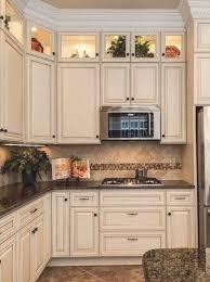 antique white kitchen cabinet refacing 10 antique white kitchen cabinets that jazz your kitchen up