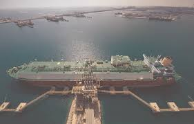 shipping to pakistan qatargas and global energy infrastructure increase lng supply to