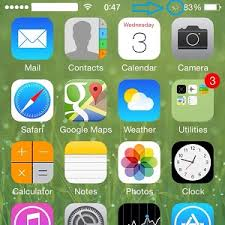 Iphone 5 Symbols On Top Bar 8 Ways To Fix The Iphone U0027s Always Loading Spinning Wheel