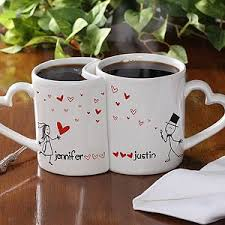 heart shaped mugs 62 best his and hers gifts images on coffee mug sets