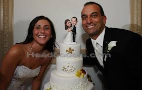 cake toppers bobblehead custom wedding cake toppers brilliant bobblehead cake toppers for