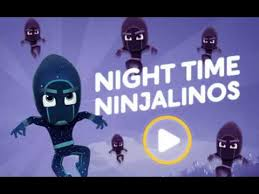 pj masks night ninjalinos game kid friendly gaming pj