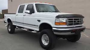 1996 ford f250 7 3 diesel deals com 1996 f250 crew cab bed xlt 4x4 7 3
