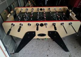 Amazon Foosball Table Table B Awesome Hathaway Foosball Table Amazon Com Warrior