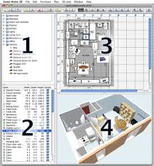 Home Design 3d Examples Sweet Home 3d User U0027s Guide