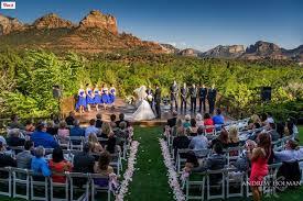 sedona wedding venues magical and mystical 6 sedona wedding venues with stunning