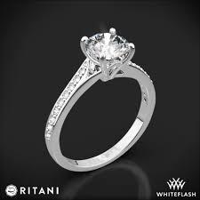 ritani engagement rings ritani 1rz2490 modern engagement ring 2249