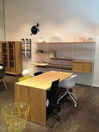 u bureau bureau console bois finest natura white wood designer console table