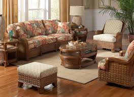 Indoor Wicker Chair Cushions Furniture Elegant Wicker Furniture For Enchanting Outdoor