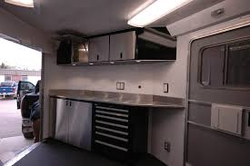 V Nose Enclosed Trailer Cabinets by Custom Race Trailer Cabinets Cabinet Help Page Rennlist Discussion