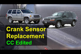 jeep crank sensor replacement p codes p0351 p1391 p1494 auto