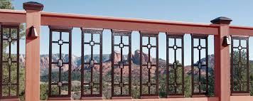 decorative deck railings gen4congress