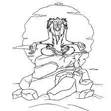190 coloriages le roi lion images lions