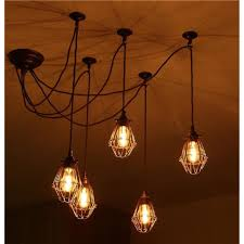 industrial style ceiling lights monaghan lighting pendant light cluster industrial style with 5