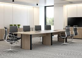 Office Boardroom Tables Decorating Office Chairs And Boardroom Tables On Gray Carpet For