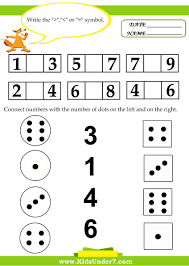 math worksheets kindergarten printable for addition and maths to