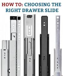 drawer slide locking mechanism drawer slides at rockler bearing undermount drawer slides