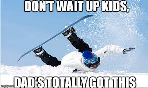 Skiing Memes - finalists selected for ski meme contest comox valley record