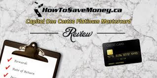 capital one business credit card login capital one costco platinum mastercard review