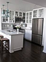 Built In Cupboards Designs For Small Kitchens 21 Cool Small Kitchen Design Ideas Kitchen Design Design