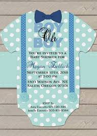 rustic boy oh boy baby shower invitation sugar and spice invitations