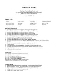 Warehouse Jobs Resume by Matthew Cv 2016 New