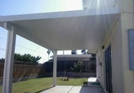 Insulated Aluminum Patio Cover Aluminum City San Diego Ca Gallery Patio Covers Window Awnings