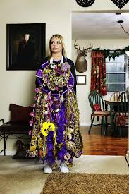 Corsages For Homecoming Go Big Or Go Homecoming Supersized Corsages The Picture Show Npr