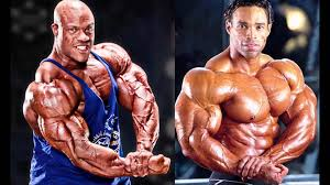 The Best Shoulder - phil heath vs kevin levrone the best shoulders