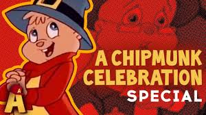 a chipmunk celebration 1994 thanksgiving special alvin and the