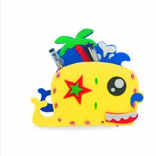 online shop handmade eva pen holder eva foam craft kits kids diy