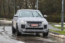 electric land rover 2019 range rover evoque velar influence shown with new spy pics