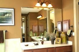 Framing A Bathroom Mirror Framing A Bathroom Mirror Akapello