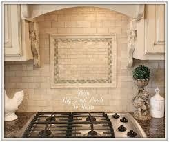 travertine backsplash tile interesting wonderful home design