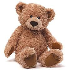 teddy bears gund maxie teddy stuffed animal 24 inches toys