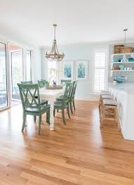 coastal dining rooms blue and white coastal dining room the lilypad cottage