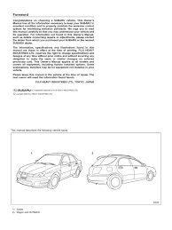 100 2013 outback owners manual version first drive subaru