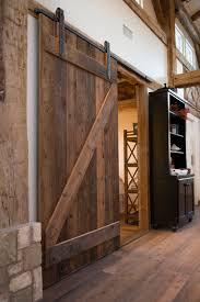 Make Barn Door Hardware by Diy Barn Door Wall Cabinet Via Knickoftime Net Barn Doors