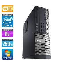 pc bureau intel i3 ordinateur bureau d occasion pas cher occasion et reconditionné