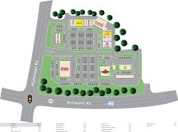 Annapolis Mall Map Bowie Md The Shoppes At Highbridge Retail Space For Lease