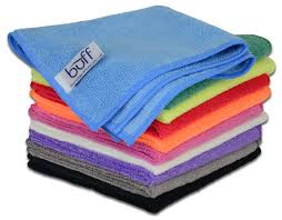 Waffle Weave Kitchen Towels 12 U201d X 12 U201d All Purpose Microfiber Cleaning Cloth Micro Cleaning